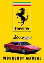 Ferrari Dino 308 GT4 Workshop Repair Manual